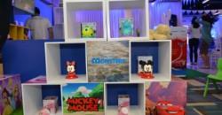 berbagai produk Lampu LED Philips Disney